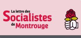 Retrouvez toutes les lettres des socialistes de Montrouge