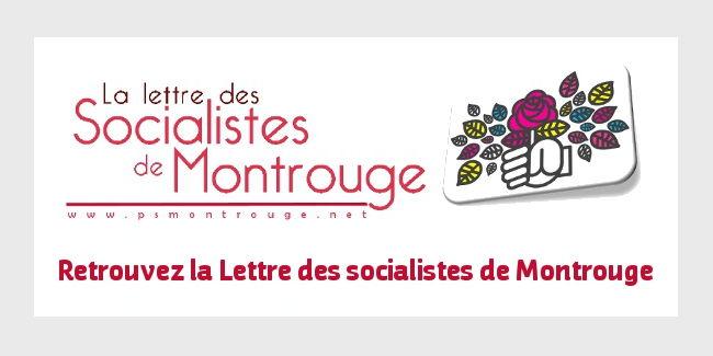 La Lettre des socialistes de Montrouge