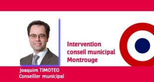 Gestion du stationnement de surface à Montrouge