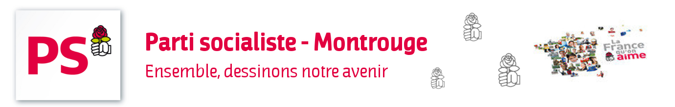 Site officiel du Parti Socialiste de Montrouge (92)