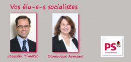 vos élus socialistes au conseil municipal de Montrouge
