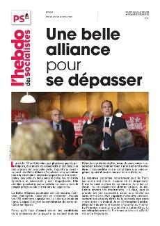 L'Hebdo des socialistes n°820
