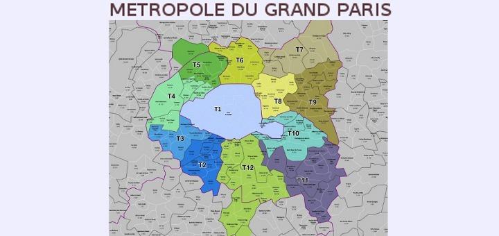 Métropole du Gtand Paris