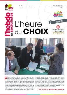 L'Hebdo des socialistes n°850 : « L'heure du choix »