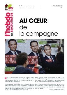 L'Hebdo des socialistes n°852 : Au cœur de la campagne