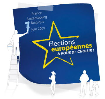 Le 7 juin, à vous de choisir pour changer l'Europe