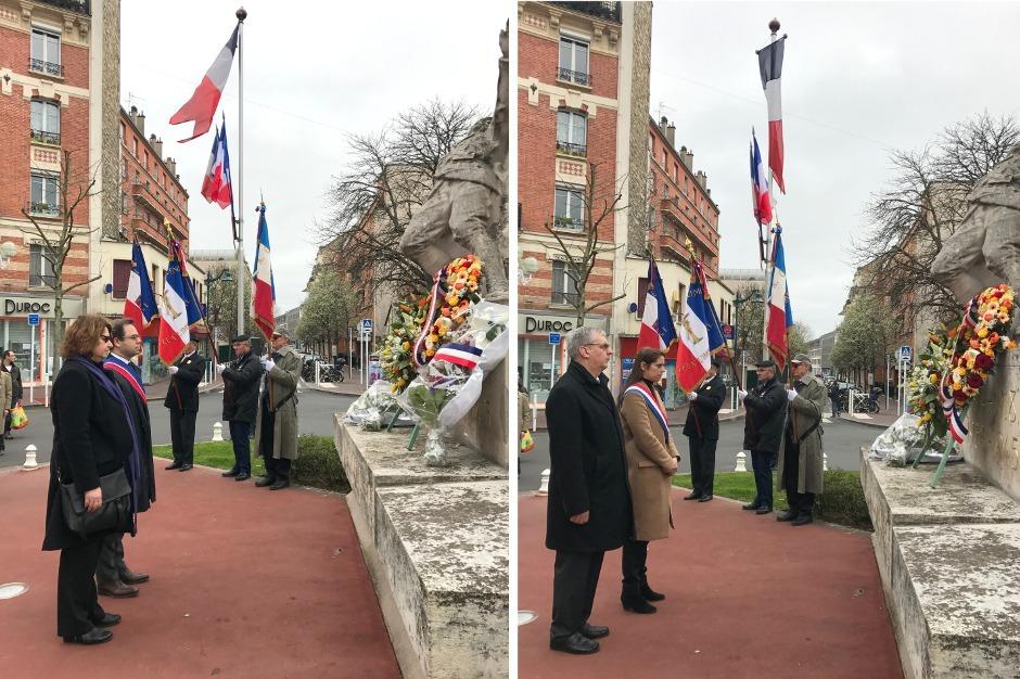 Commémoration - 19 mars 2017