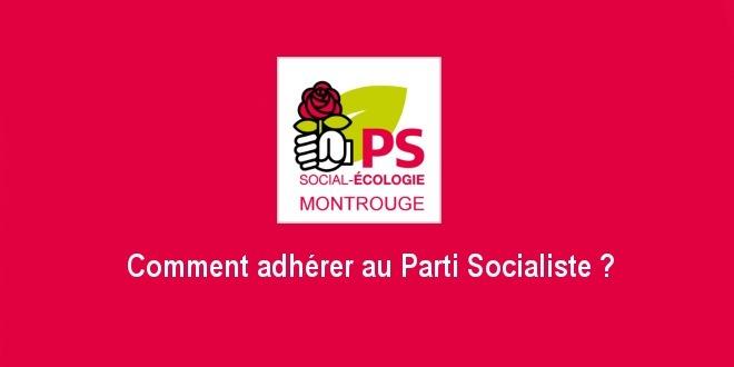 Adhérer au Parti Socialiste ?