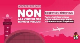 Soutenir le référendum ADP, mode d'emploi