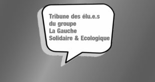 Tribune Montrouge Magazine – COVID-19 : protéger les plus fragiles