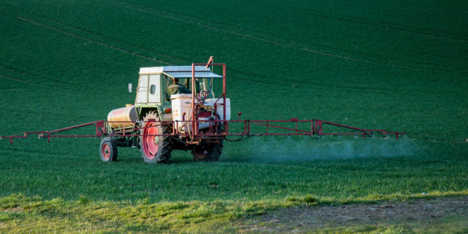 Interdiction du glyphosate et des pesticides