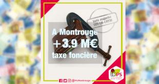 Taxe foncière : +3,9 M€ par an pour les Montrougiens