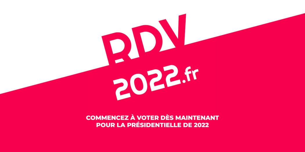 Live du Projet #RDV2022