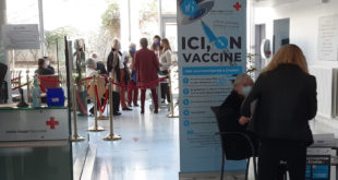 Tribune Montrouge Magazine – COVID-19 : pas de centre de vaccination pour Montrouge