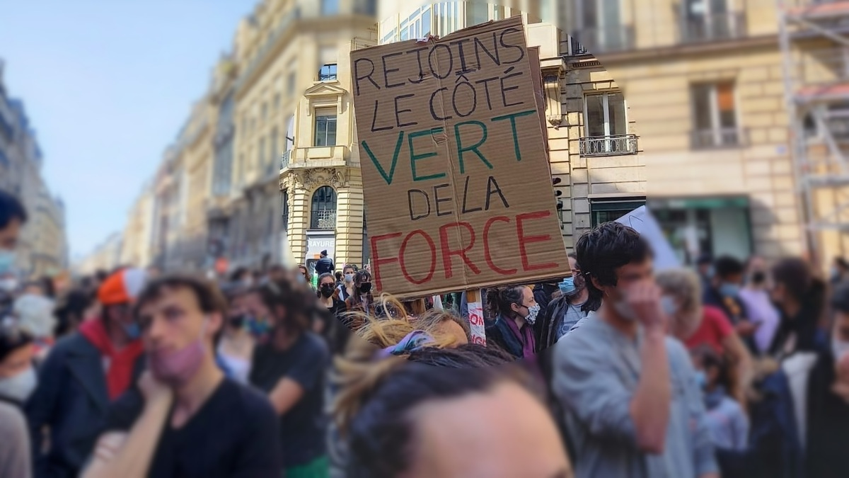 Marche pour le climat – Paris
