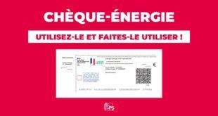 Le chèque énergie arrive à Montrouge et dans les Hauts-de-Seine – Utilisez-le !