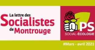 La Lettre des socialistes de Montrouge #4-2021
