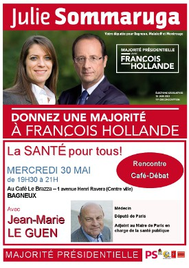 Café-débat 30 mai 19h30 à Bagneux