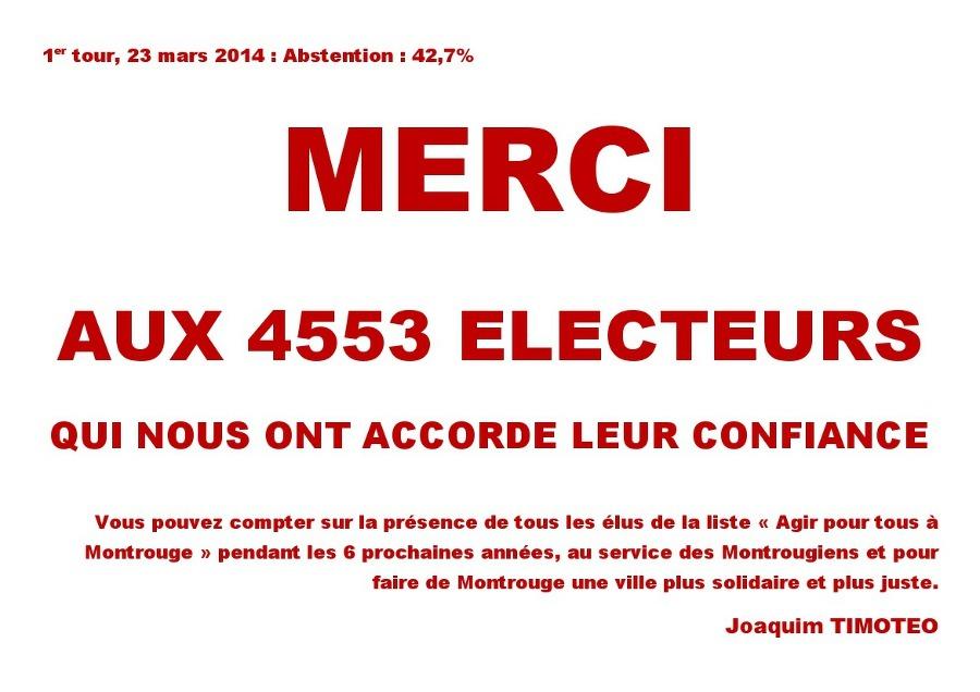 affichette remerciements electeurs M2014