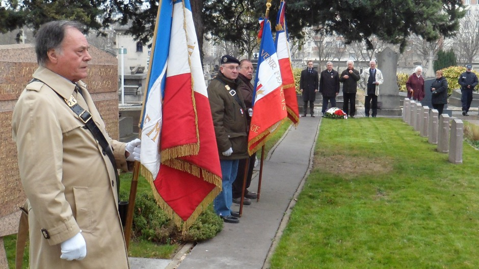 Commémoration - 19 mars 2015