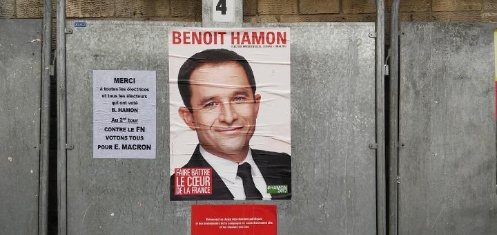 MERCI à toutes les électrices et tous les électeurs qui ont voté Benoît Hamon