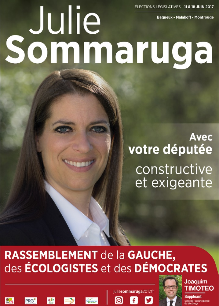 Profession de foi de Julie Sommaruga