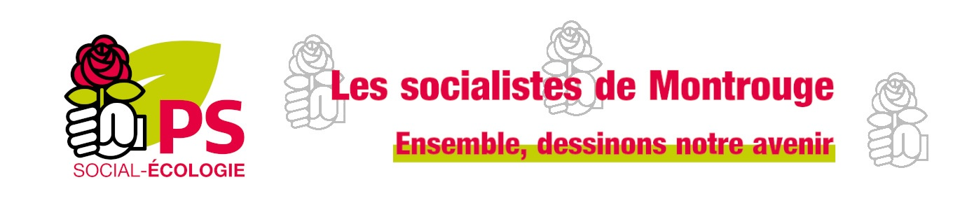 Site officiel du Parti Socialiste de Montrouge (92)
