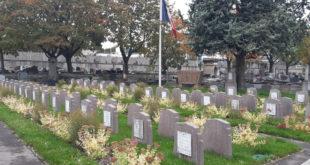 11 novembre – Commémoration de tous les morts pour la France